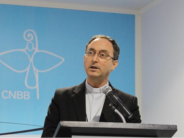 Dom Sérgio da Rccha, eleito como novo presidente da CNBB / Foto: Arquivo - Arquidiocese de Brasília