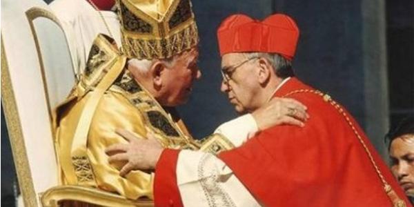 Francisco foi criado cardeal por João Paulo II / Foto: Rádio Vaticano