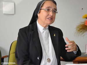 Irmã Maria Inês, consagrada há 46 anos / Foto: CRB Nacional