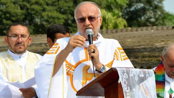 Padre Renato Chiera, fundador da Casa do Menor São Miguel Arcanjo, do RJ / Foto: Casa do Menor