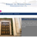 Vaticano disponibiliza site do Jubileu da Misericórdia