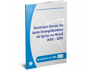 Publicação traz as diretrizes da CNBB para a ação evangelizadora no Brasil