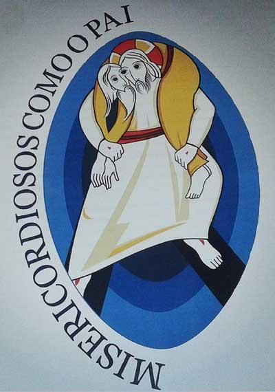 Logotipo do Jubileu da Misericórdia / Foto: Divulgação