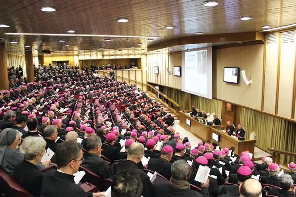 Assembleia sinodal voltará a discutir questões sobre família / Foto: Arquivo
