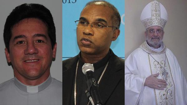 21/05 - Três dioceses do Brasil têm novos bispos nomeados pelo Papa