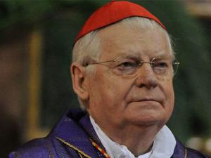 Cardeal Angelo Scola, arcebispo de Milão - Foto: Arquivo CN
