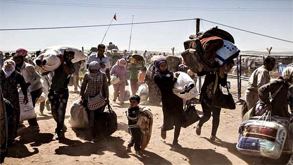 Problema dos refugiados é uma das questões que preocupa o Papa Francisco / Foto: Acnur