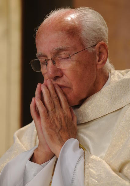 Monsenhor Jonas Abib estará no retiro mundial de sacerdotes / Foto: Arquivo CN