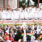 Francisco: um sinal de reconciliação e esperança para a Bolívia