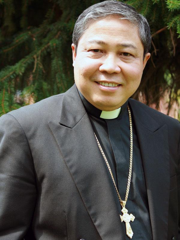 Dom Bernardito Auza, observador permanente da Santa Sé na ONU / Foto Arquivo