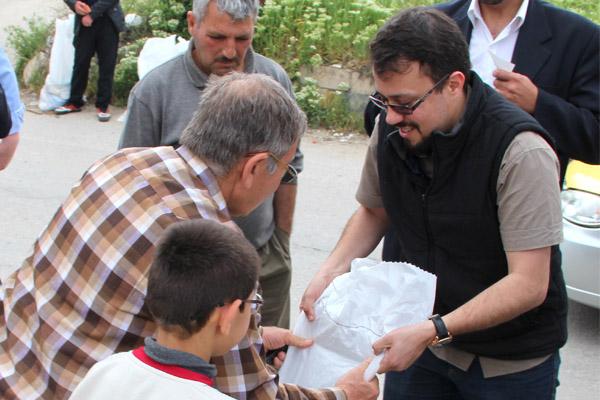 Atendimento humanitário no Oriente Médio / Foto: Arquivo - MAIS