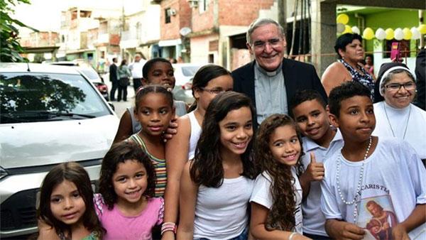 cardeal_visita_rio_de_janei