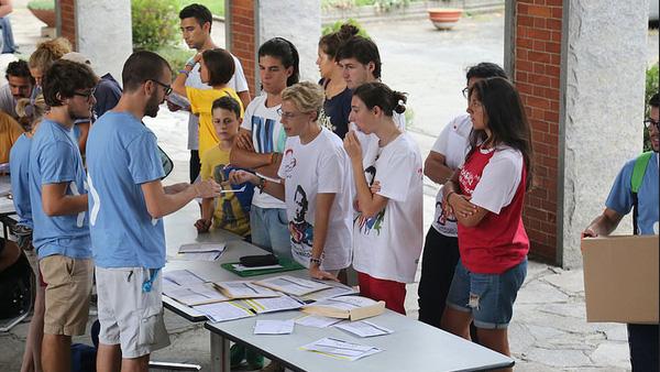 Jovens se organizam em Turim para as atividades comemorativas do bicentenário de Dom Bosco / Foto: SYM Don Bosco