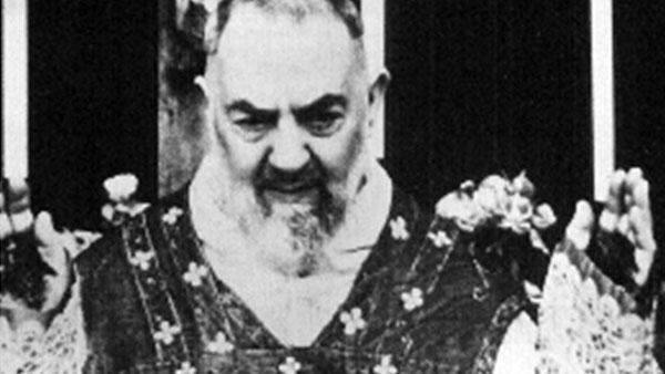 Padre Pio, canonizado no dia 16 de junho de 2002 / Foto: Rádio Vaticano