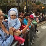 EUA: Multidão recebe o Papa Francisco, na Filadélfia
