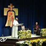 Papa pede que vejam a Igreja como companheira fiel em toda e qualquer prova