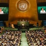 Estamos de braços abertos para os refugiados, diz Dilma na ONU