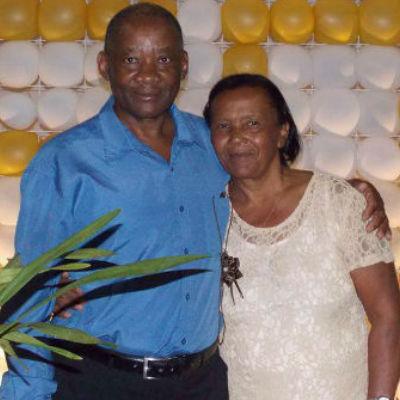 dona maria e seu esposo