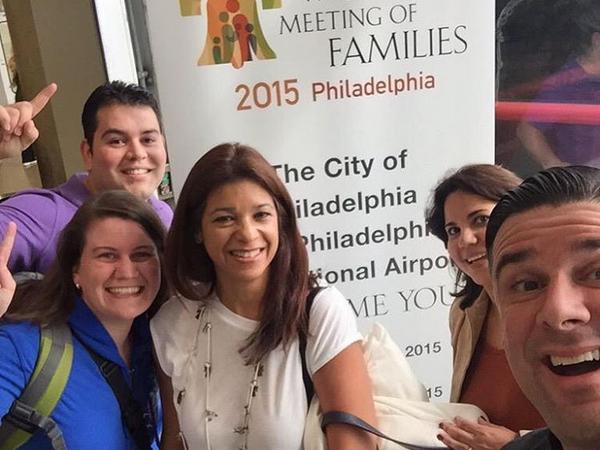 Programação do Encontro Mundial das Famílias será transmitido em inglês e espanhol / Foto: wmf2015