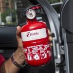 Extintor em carro não será mais obrigatório