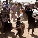 Papa coloca ambulatório móvel a serviço de refugiados