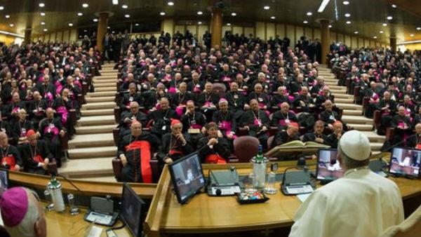 Relatório final do sínodo