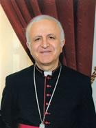 Dom William Shomali, Vigário Patriarcal para a Palestina / Foto: Site Terra Santa