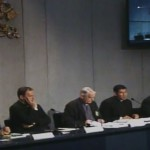 Sínodo: coletiva fala das discussões sobre casais divorciados