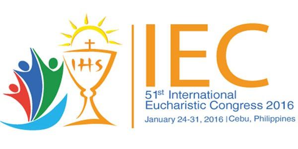 51º Congresso Eucarístico Internacional acontecerá em janeiro de 2016 nas Filipinas./ Foto: Site oficial.