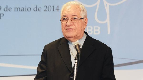 Dom Geraldo Lyrio Rocha, que participa do Sínodo da Família / Foto: Arquivo CN