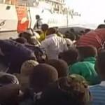 Conheça drama de refugiados que desembarcam no sul da Itália