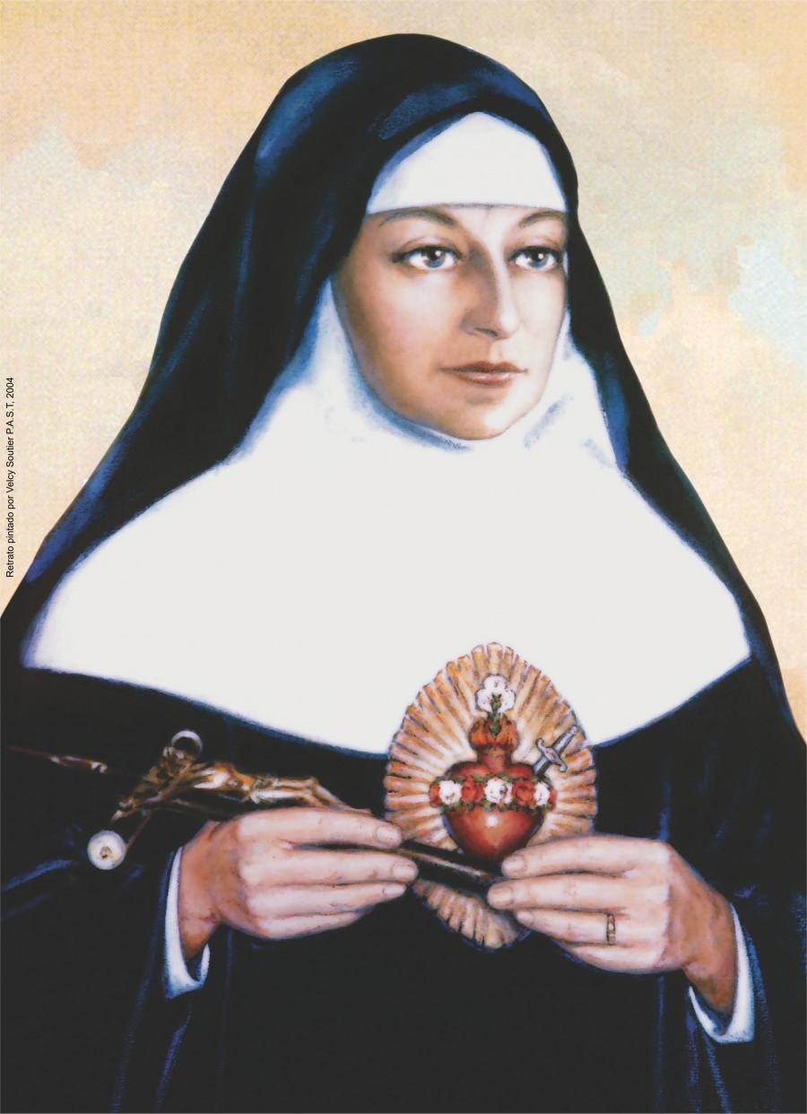 Bárbara Maix foi beatificada em 2010 em Porto Alegre / Foto: ICM