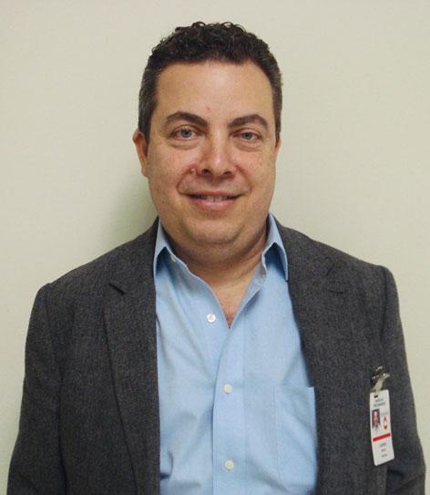 médico da Fundação Pró-sangue de São Paulo, Dr. Cássio Gianinni / Foto: Pró-Sangue SP