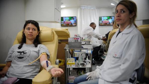 Campanha Nacional de Sangue começa hoje em todo o país / Foto: Tomaz Silva/Agência Brasil