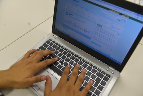 Consulta ao lote pode ser feita na página da Receita Federal / Foto: Marcello Casal Jr. - Agência Brasil