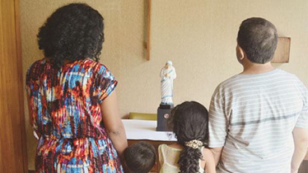 Conheça o brasileiro curado por intercessão de Madre Tereza