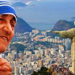 Madre Teresa homem que recebeu milagre mora no RJ e tem vida normal