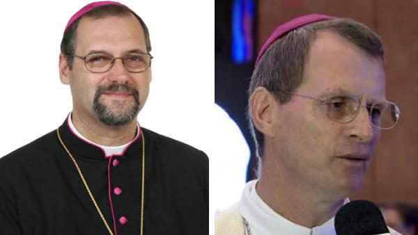 novos bispos