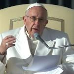 Papa indica sinais que caracterizam o Ano da Misericórdia
