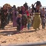 Número de refugiados e deslocados em 2015 deve ultrapassar 60 milhões