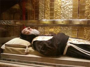 Corpo de Padre Pio será exposto em Roma para veneração