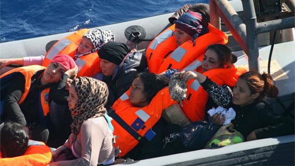 ONU número de migrantes chega a 244 milhões em 2015