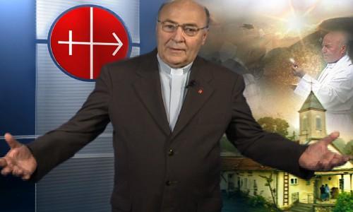 AIS pede orações por saúde de padre Evaristo Debiasi