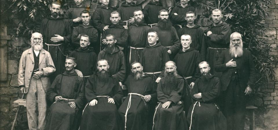 Fonte: Site franciscanos capuchinhos RS