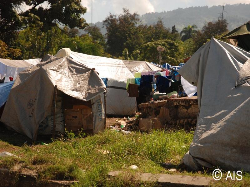 No Haiti, maioria da população vive numa situação de miséria, degradação e abandono / Foto: Arquivo Ais