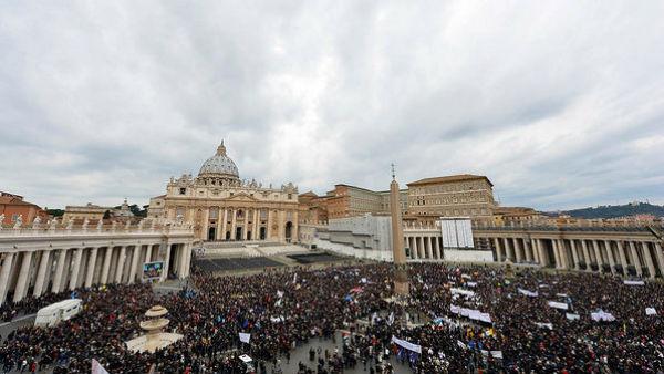 Jubileu dos Migrantes acontecerá no dia 17 deste mês no Vaticano / Foto: Arquivo L'Osservatore Romano