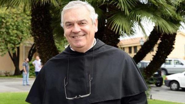 Padre Ermes, pregador do retiro deste ano para o Papa e a Cúria na Quaresma / Foto: Rádio Vaticano