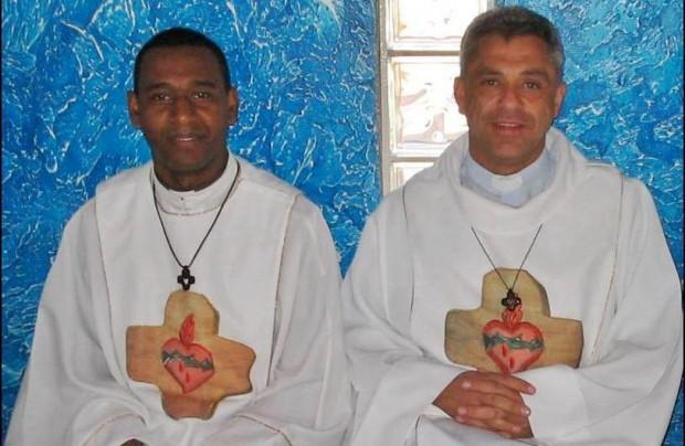 Padre Vicente conviveu de perto com Padre Léo, em sua missão na Comunidade Bethânia / Foto: Arquivo Bethânia