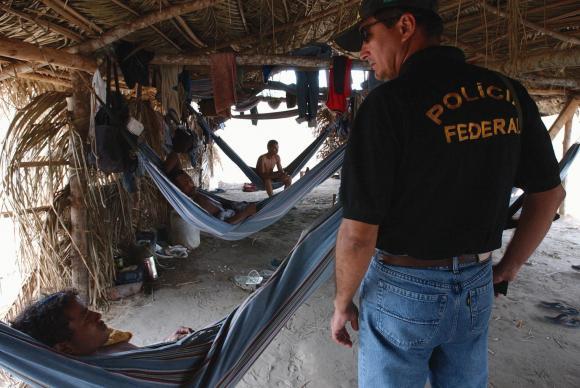 Trabalhadores em condições de escravidão foram localizados em operações feitas pelo Grupo Especial de Fiscalização Móvel e por auditores fiscais do trabalho / Foto: Marcello Casal Jr - Agência Brasil