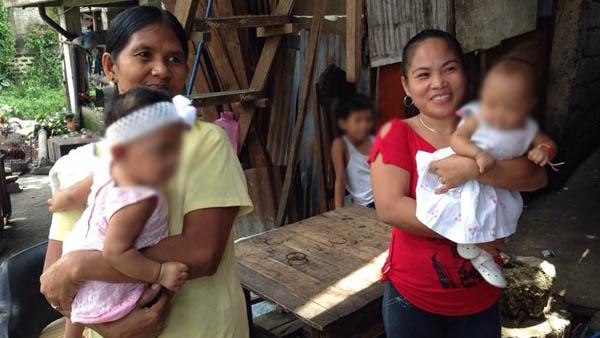 A fundação 'Pondo ng Pinoy' ajuda as crianças filipinas carentes / Foto: Rádio Vaticano
